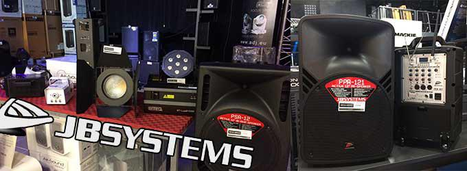 news : Arrivage JB Systems
