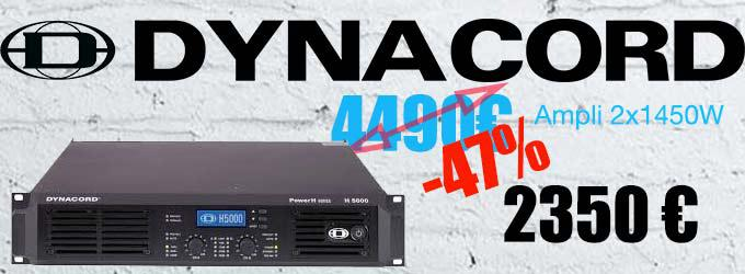 news : H 2500 occasion DYNACORD