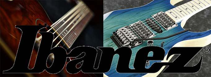 news : Guitares Ibanez