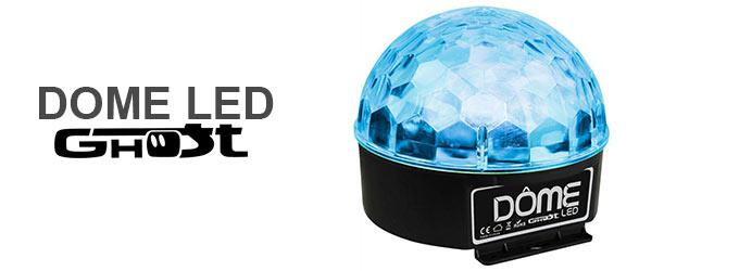 news : DOME LED GHOST