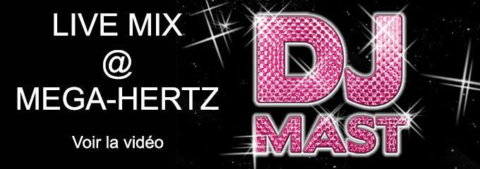 news : DJ Mast Live On Mega-Hertz