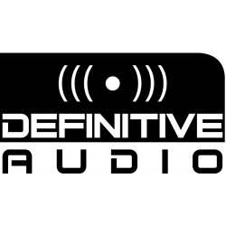 DEFINITIVE AUDIO