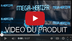 video youtube de MOTION DRAPE